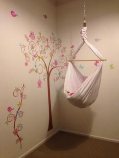 miyo baby hammock, baby bassinet,