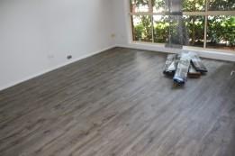 natural looking grey floor board