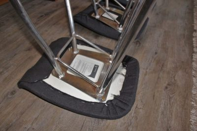 how to recover bar stools, freedom brand